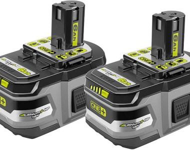 Ryobi 18V 6Ah Battery Pack