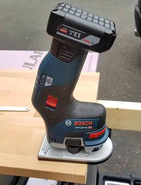 Bosch 12V Max Cordless Router