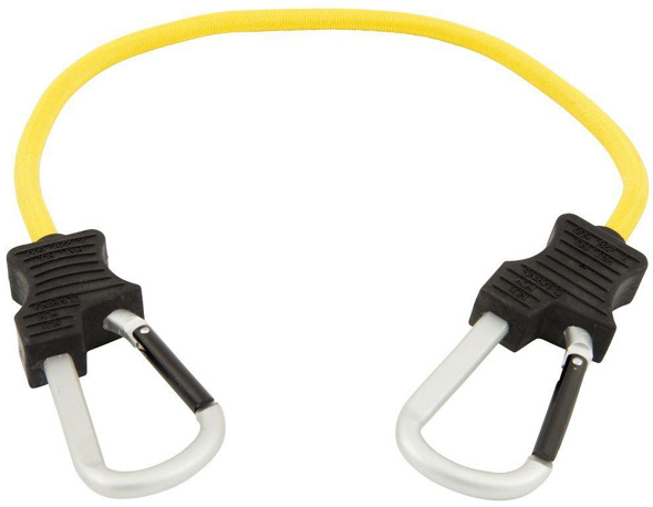 Bungee Cord with Carabiner Clip From Home Depot