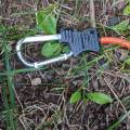 Bungee Cord with Carabiner Clip of Unknown Make