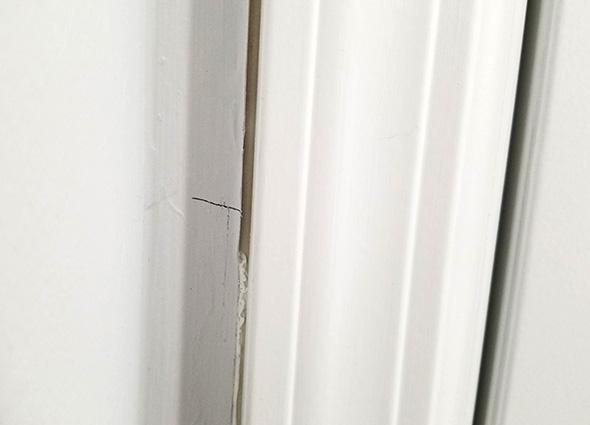 New Door Old Paint