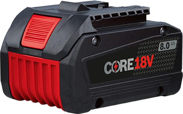 Bosch Core18V 8Ah Battery Pack
