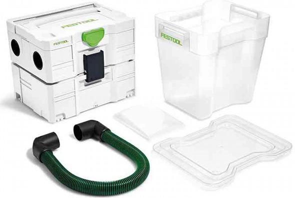 Festool CT Cyclone Kit Components