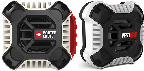 Porter Cable Speaker Pest Control Device Comparison