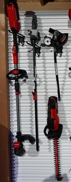 Craftsman V60 Hedge Trimmer and String Trimmer