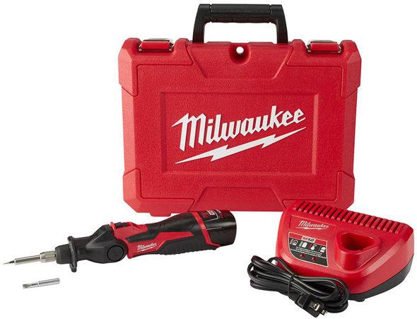 Milwaukee M12 Soldering Iron kit