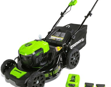 Greenworks Cordless Mower