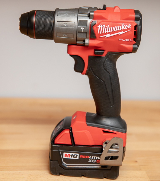 Milwaukee M18 Fuel 2804 Brushless Hammer Drill