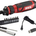 Skil Cordless Screwdriver with Circuit Sensor Technology