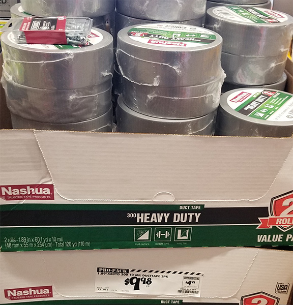 Home Depot Pro Black Friday 2018 Tool Deals Nashua Duct Tape
