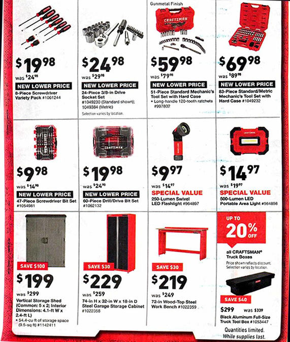 Lowes Black Friday 2018 Tool Deals Page 13