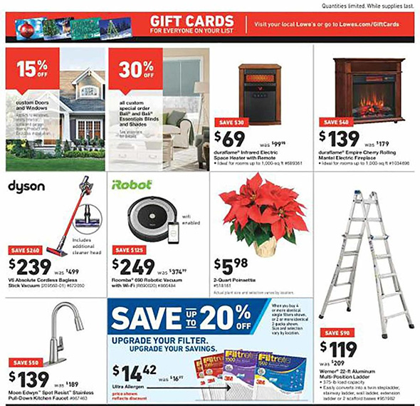 Lowes Pre Black Friday 2018 Tool Deals Page 6