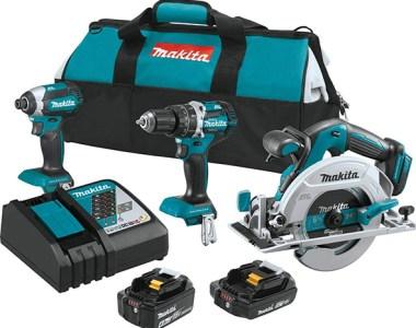 Makita XT333X1 18V Brushless Cordless Power Tool Kit
