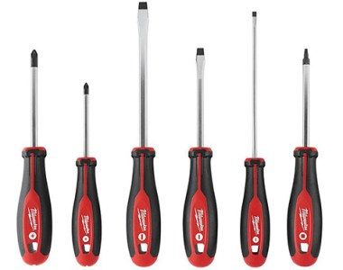 Milwaukee Tool 8pc Screwdriver Set Black Friday 2018 Special Buy