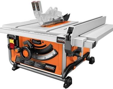 Ridgid R45171NS Portable Table Saw