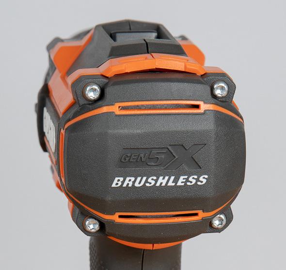 Ridgid R86116 Black Friday 2018 Cordless Drill Gen5X Branding