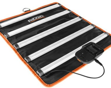Ridgid R8694520B Cordless LED Mat Light
