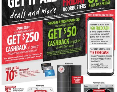 Sears Black Friday 2018 Tool Deals Page 1