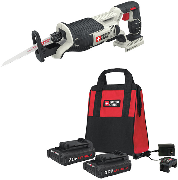Walmart Black Friday 2018 Tool Deals Porter Cable Reciprocating Saw Kit
