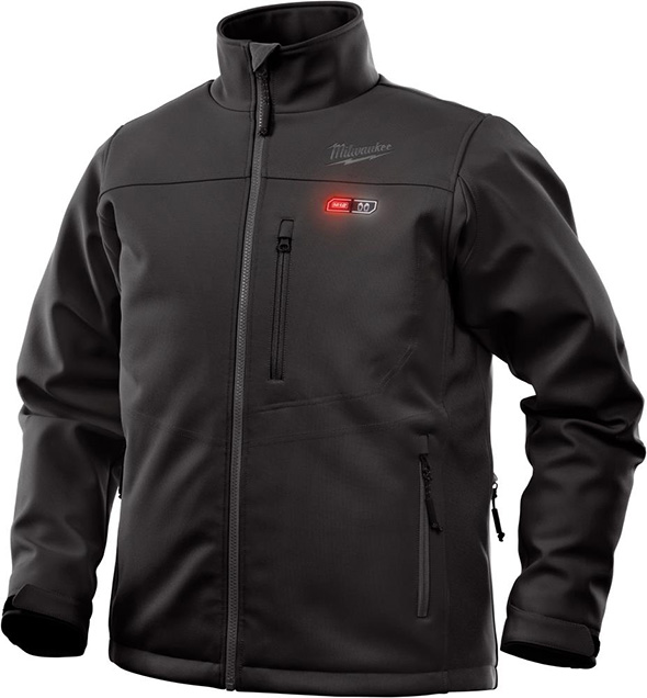 Milwaukee M12 Heated ToughShell Jacket 2018-2019