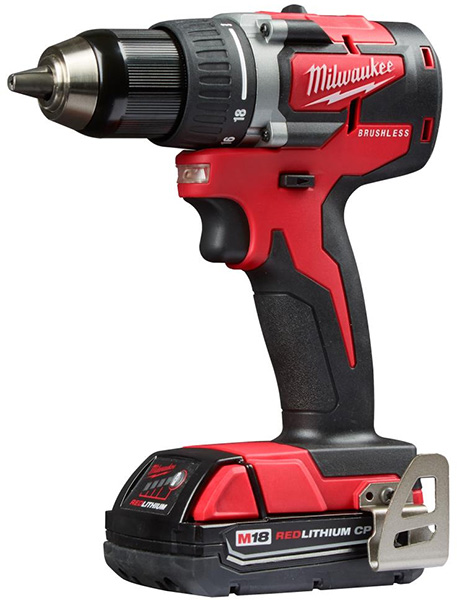 Milwaukee M18 Compact Brushless Drill Driver