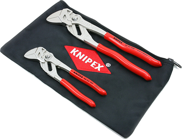 Knipex Pliers Wrench Combo Deal of the Day at KC Tool