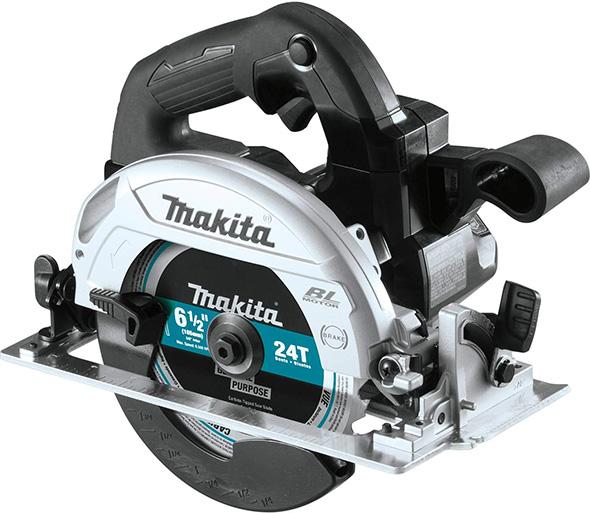 Makita XSH05ZB Sub-Compact Brushless Circular Saw with AWS