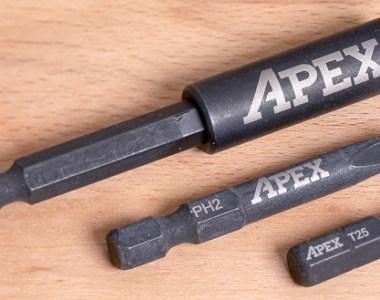 New Apex Tool Group Impact Screwdriver Bits