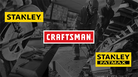Stanley Black and Decker Q4 2018 Slides Craftsman Brand