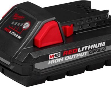 Milwaukee M18 CP3 Ah High Output Battery