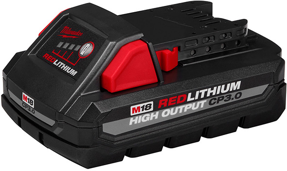 Milwaukee M18 CP3 Ah High Output Battery