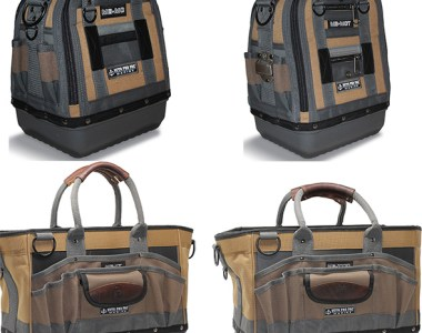 New Veto Pro Pac Rubber-Bottomed Tool Bags