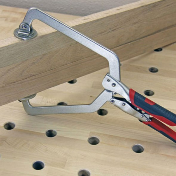 Armor Tools Pocket Hole Jig - Face Clamp