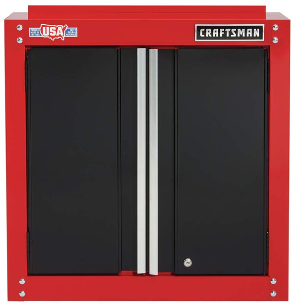 Craftsman Garage Cabinet