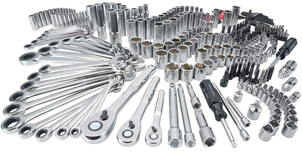 New Craftsman Mechanics Tool Set