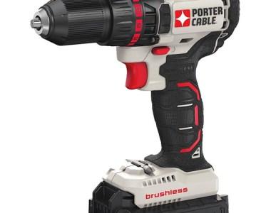 Porter Cable PCC608LB Brushless Cordless Drill Kit