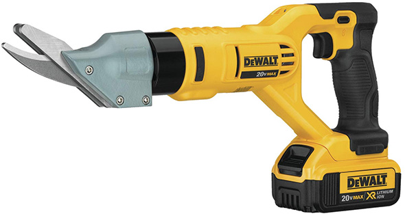 Dewalt DCS498M1 Fiber Cement Cutting Shears