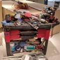 Ikea Workers Tool Cart