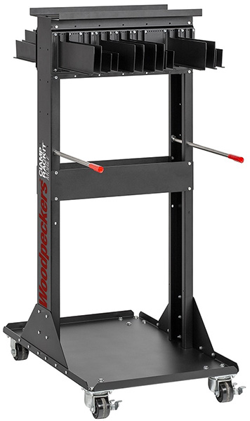 Woodpeckers Mobile Clamp-it Rack