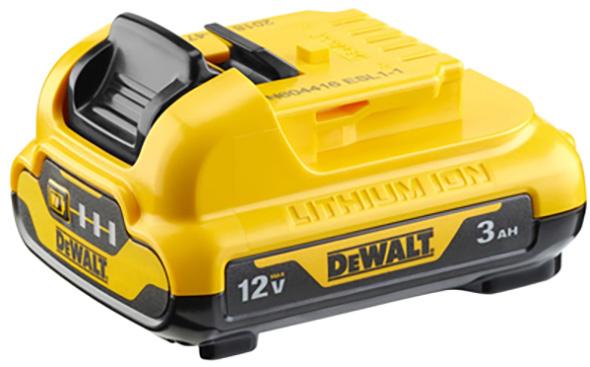 Dewalt DCB124 12V XR Xtreme Sub-Compact Battery