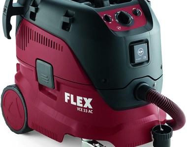 Flex VCE 33 LAC 9 Gallon HEPA Vacuum