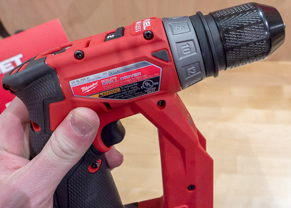 Milwaukee M12 Fuel Cordless Installation Drill Driver Tool Clutch Dial