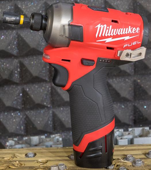 Milwaukee M12 Fuel Surge Impact Driver