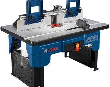 New Bosch Router Table RA1141