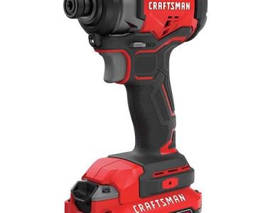 Craftsman CMCF810C1 V20 Cordless Impact Driver Kit