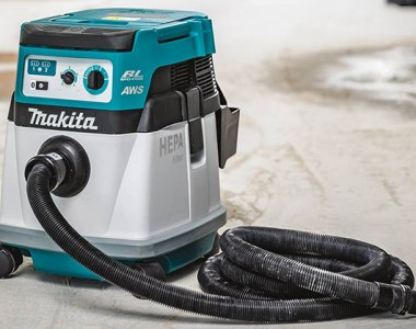 Makita XCV16ZX Cordless 18V X2 AWS Vacuum