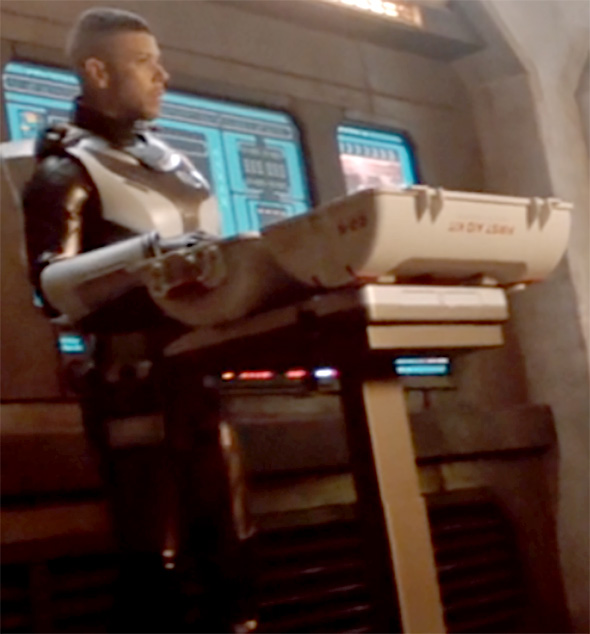 Star Trek Discovery Round Tool Box 3