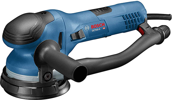 Bosch 5-inch Dual-Mode Sander