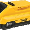 Dewalt DCB240 20V Max Compact 4Ah Cordless Power Tool Battery