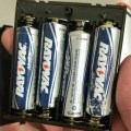 Leaking Rayovac Batteries in Battery Pack